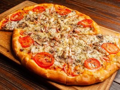 Пицца  «По-милански»